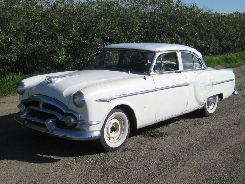 Andee's 1953 Packard goes… Everywhere!!
