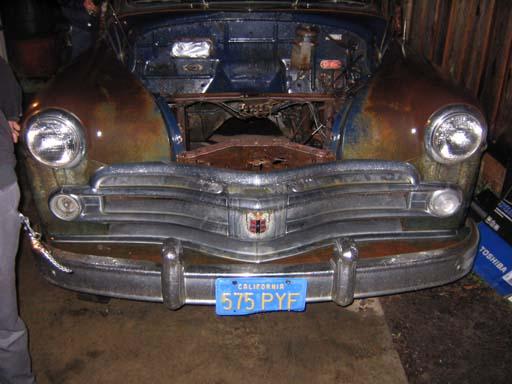 Greg's 1950 Dodge Coronet