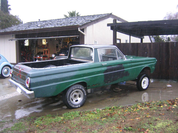 Rainy Day Ranchero Update