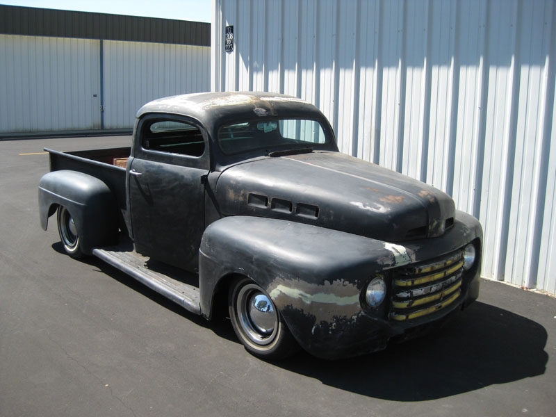 Jake's 1948 Ford Pickup Truck
