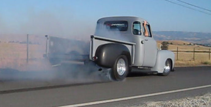 Jim's 1954 Chevy Truck