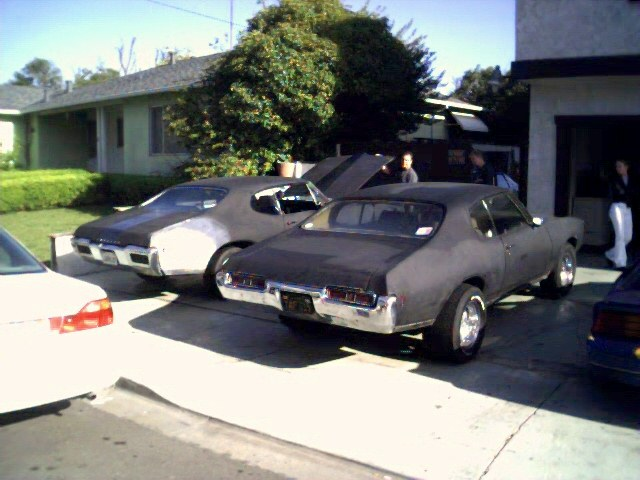 1968 and 1969 Pontiac LeMans
