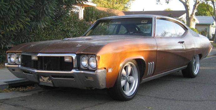Matt's 1969 Buick Skylark