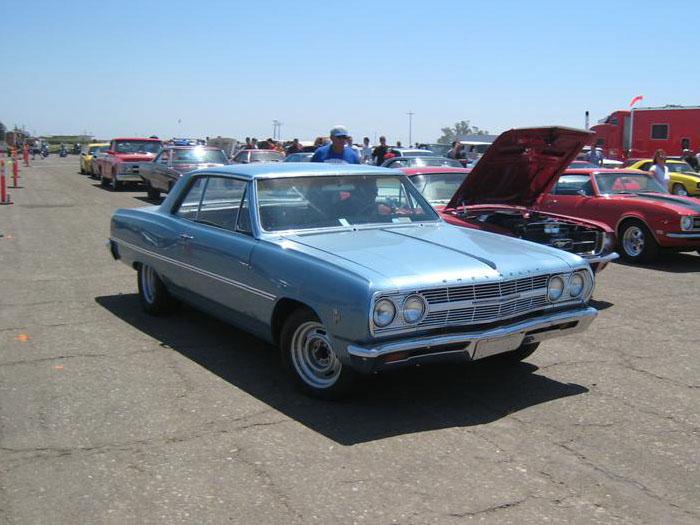 Matt's 1965 Chevrolet Chevelle