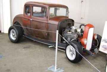 Winston's 1932 Ford Coupe