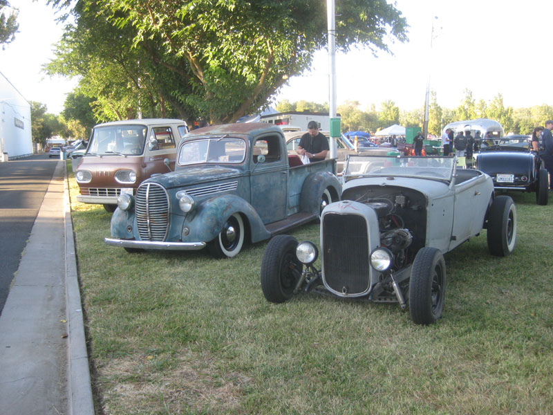 Better Late than Never! – Billetproof 2012 Car Show – Sep 29, 2012