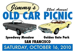Jimmy's Old Car Picnic 2010