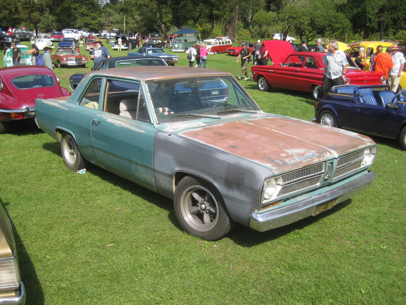 Jimmys Old Car Picnic 2011