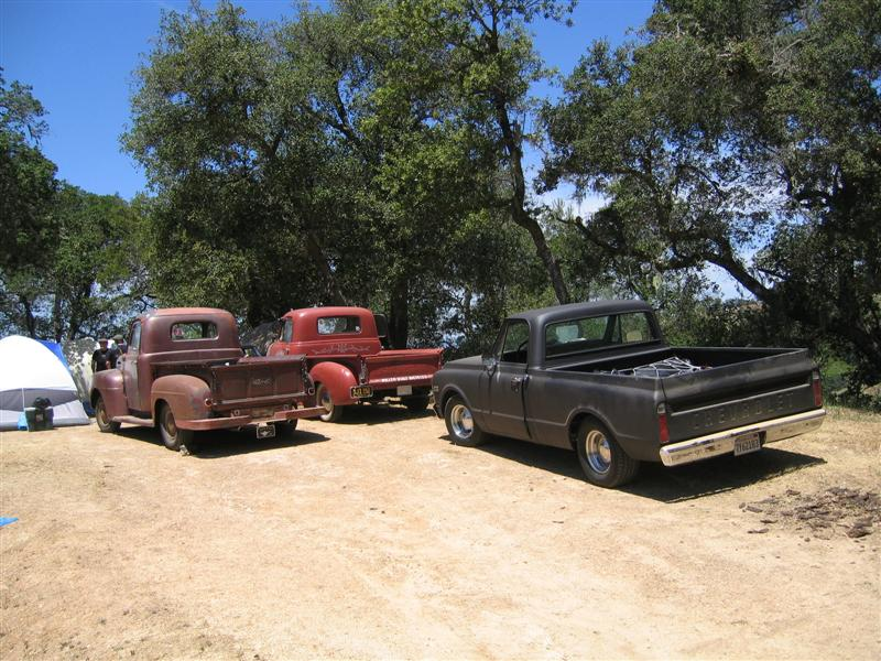 2006 Memorial Day Paso Robles Car Show Trip – Friday