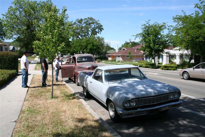 Paso Robles Car Show Memorial Day