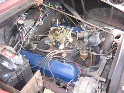 Big nasty 429 cadillac engine justin said this engine for 429 cadillac motor for sale
