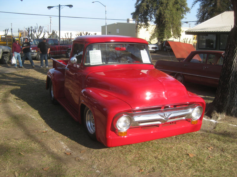 January Turlock Swap Meet 2012