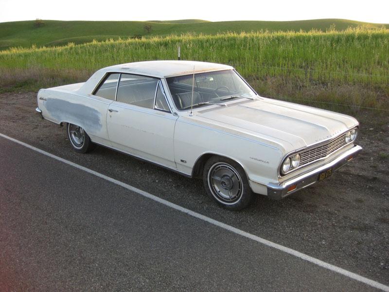 Norm's 1964 Chevy Chevelle Malibu