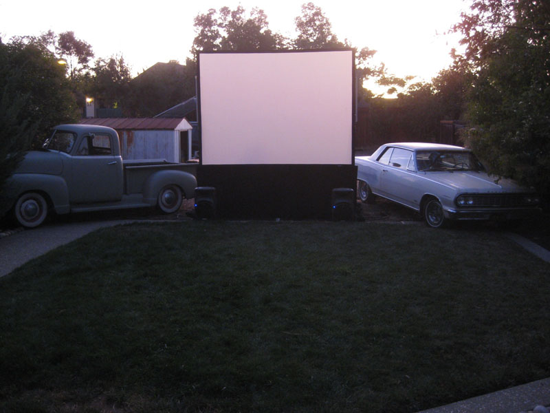 "Relic's ""Almost a Drive-In Movie"" Night"