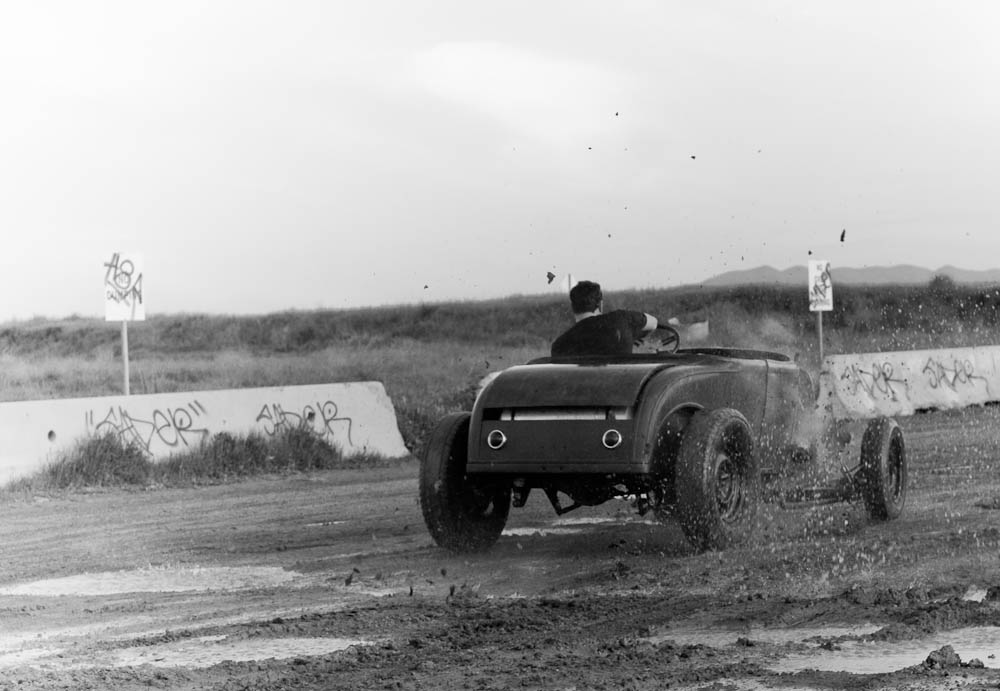 Dirt Track Model A Racer