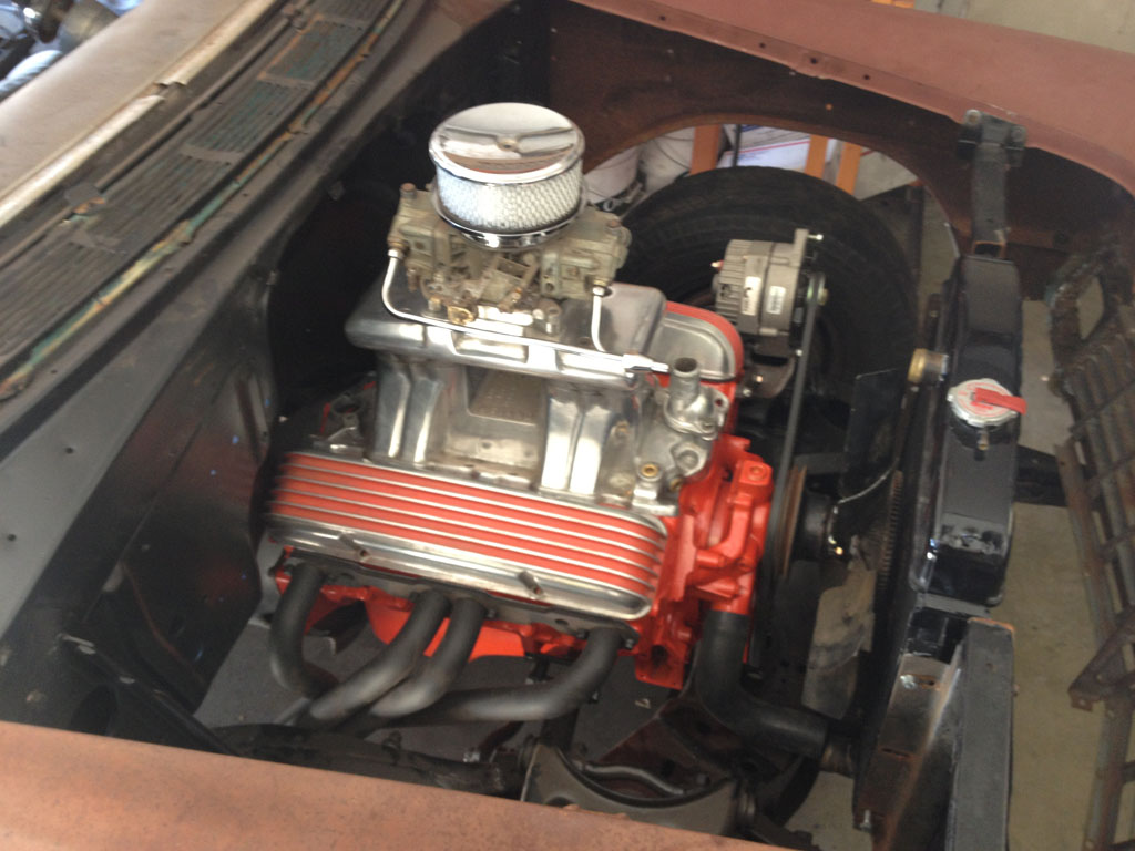 Beater '56 – May Update – 1956 Chevy 210 two door sedan