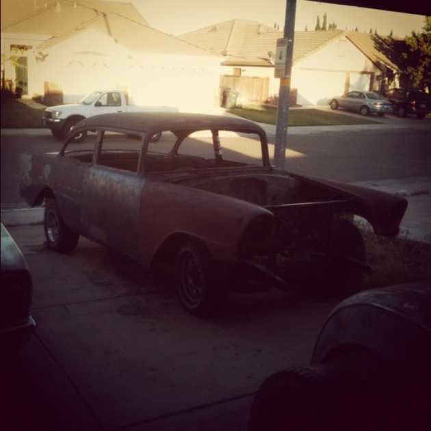 1956 Chevy 210 – December 2012 Update