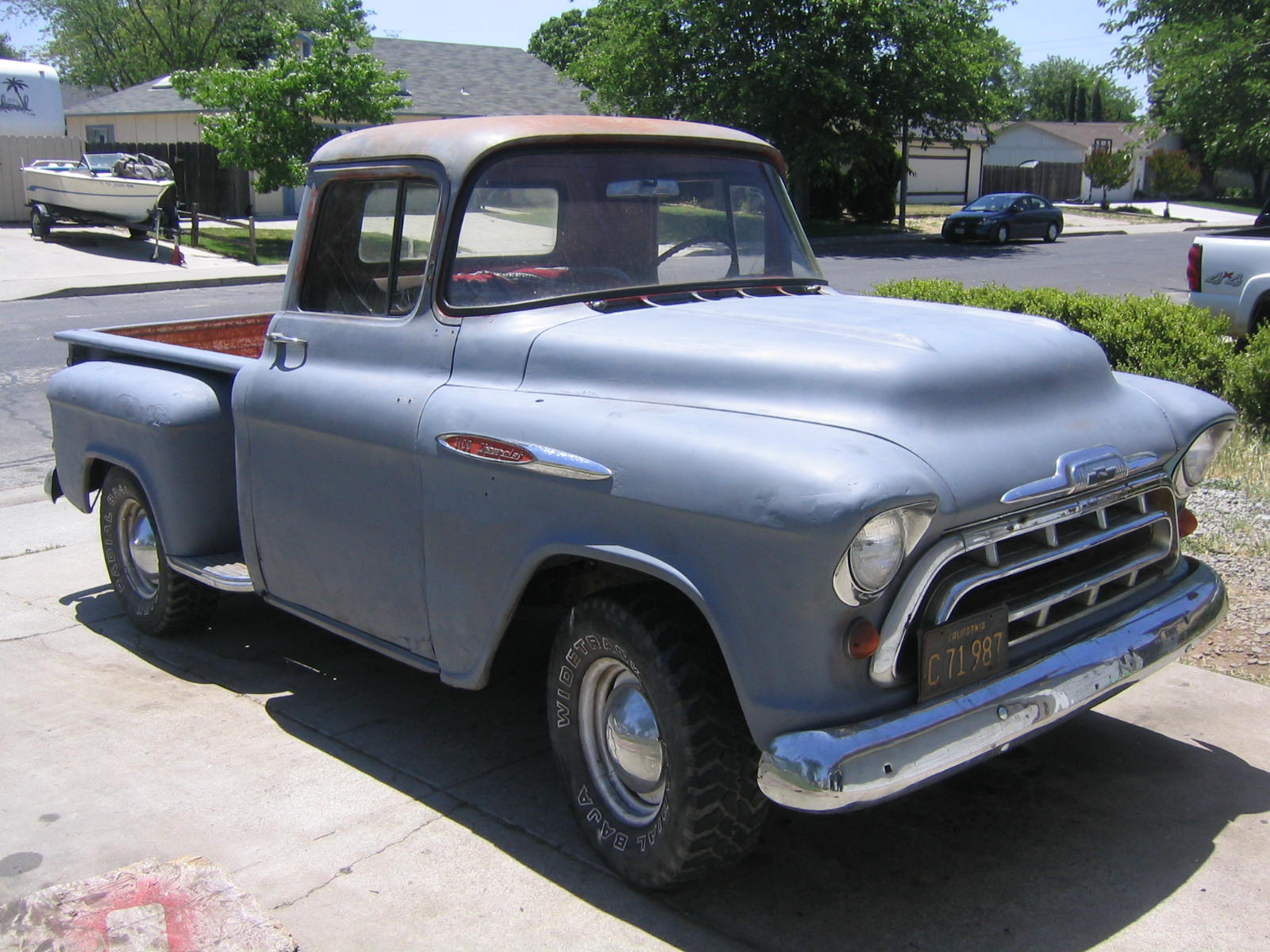 1957 Chevy 3100 Pickup Truck
