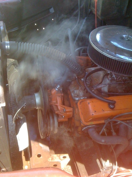 Water Pump Failure, x 2!