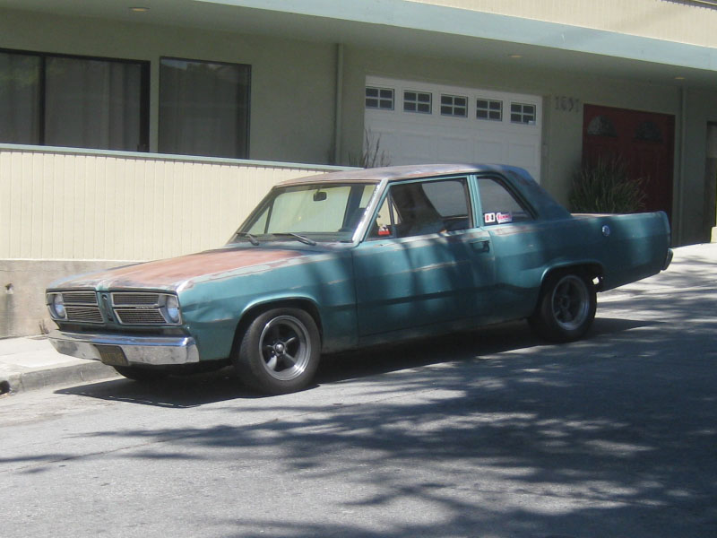 Driven Daily!  1967 Plymouth Valiant Coupe