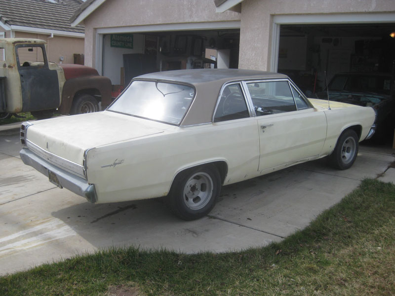 1967 Plymouth Valiant Signet Coupe