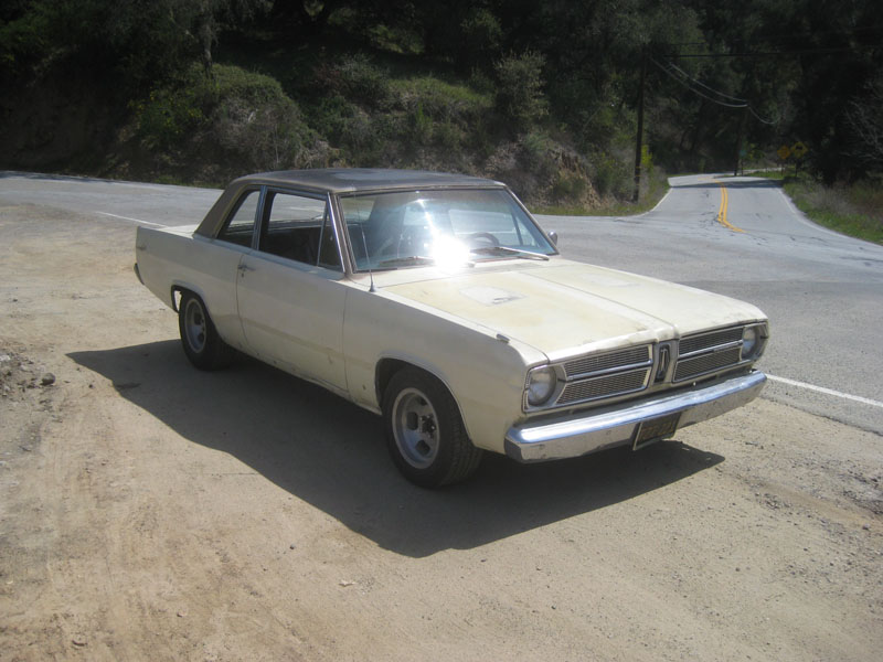 First Roadtrip in the New Valiant – 1967 Plymouth Valiant