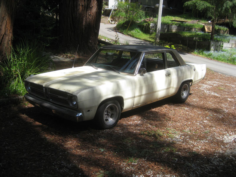 First Roadtrip in the New Valiant - 1967 Plymouth Valiant