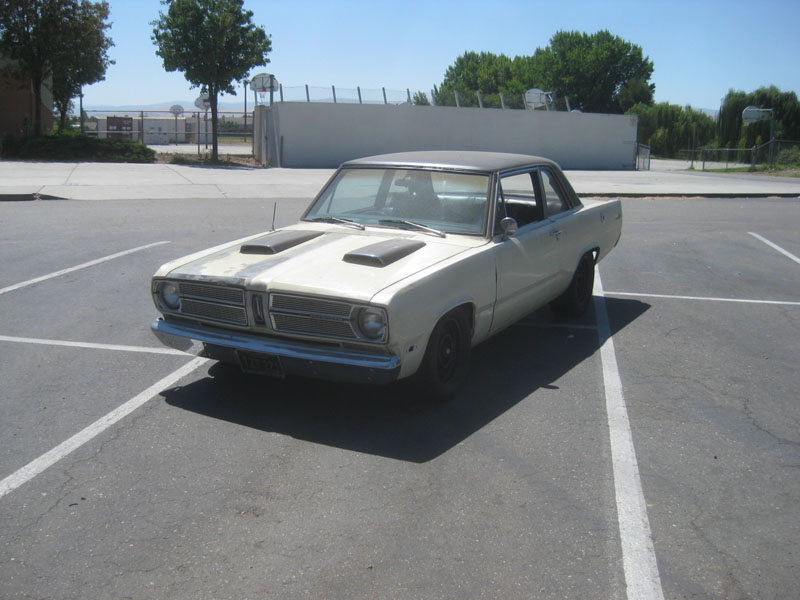 New Pictures of the 1967 Plymouth Valiant
