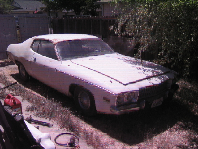 1973 Plymouth Satellite Sebring – the New Arrival!